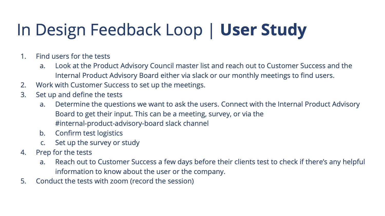 UXR Program 2020 Slide 13