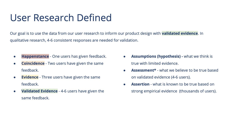 UXR Program 2020 Slide 4