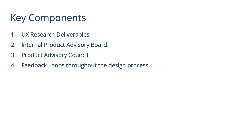 UXR Program 2020 Slide 5