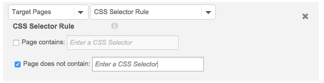 Message Settings_ CSS Selector